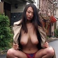 『黒沢那智』高身長でJカップの綺麗な垂れ乳 壇◯似の美熟女