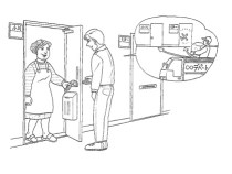 Bài 41 : 荷物をお預かっていただけませんか  ( Nhờ chị giữ giúp hành lý có được không. )