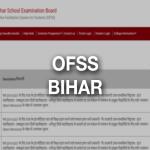 OFFS BIHAR