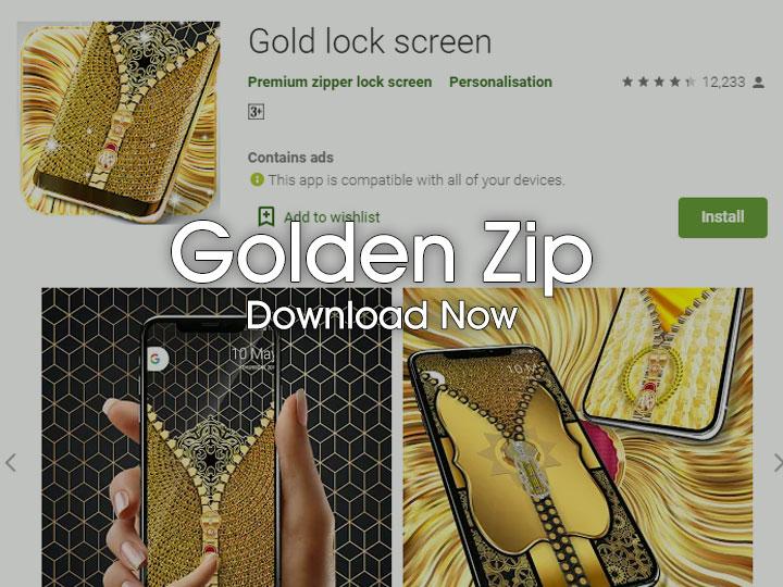 Paper Earn Golden Zip APP