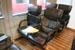 Kamome 885 series Ordinary seat