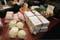 Yufuin no Mori KIHA71 series Buffet (Cafeteria)