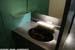 Akita Shinkansen E3 series sanitary space
