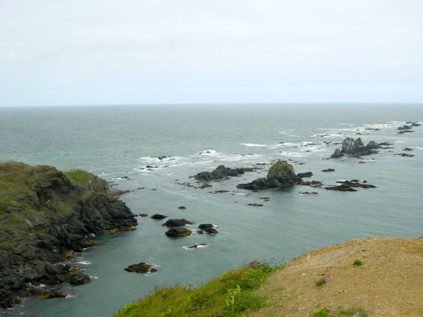 How to access to Cape Erimo (Erimo Misaki) by Japan Rail Pass.