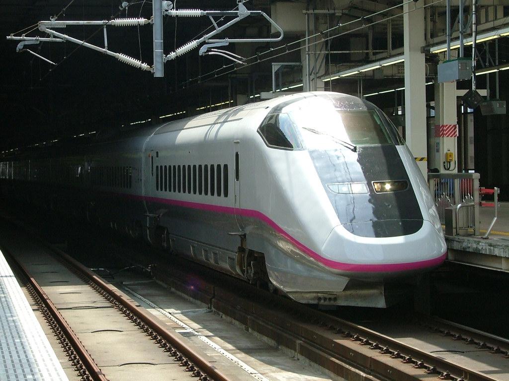 """Akita Shinkansen """"Komachi"""""""
