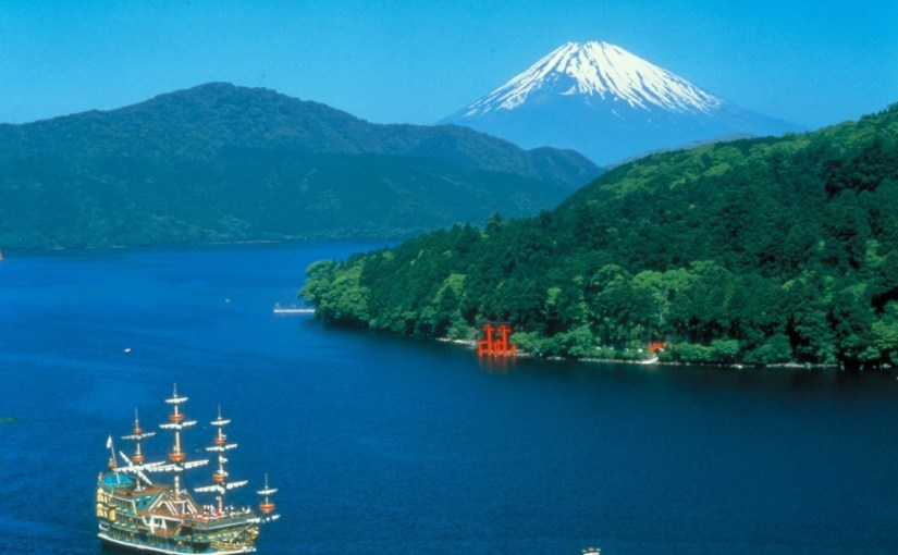 How to access Hakone from Tokyo. Compare Japan Railway and Odakyu lines