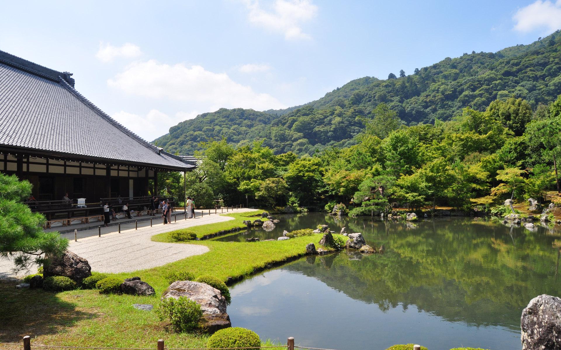 Kyoto tenryuji
