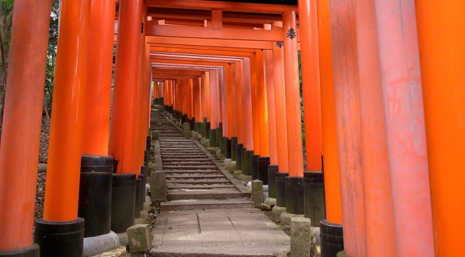 Sample itinerary Tokyo to Osaka plus Nikko and Himeji in 7 days by Japan Rail Pass