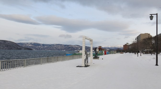 Trip to Hokkaido in 2017 winter – Part 7, Noboribetsu Onsen to Hakodate via Lake Toya