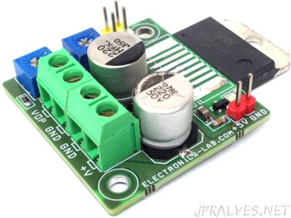 Op Amp Single Power Supply