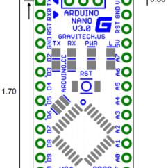 6 Pin Adapter Front View Brain Diagram Arduino - Jpralves.net