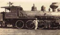 Florida & Southern RW Train