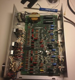 bose 901 equalizer repair jpreardon com bose t20 wiring diagram bose 901 eq board after [ 2448 x 3264 Pixel ]