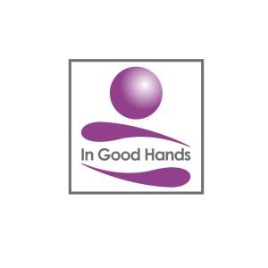 création de logo pour In Good Hands