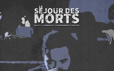 Création d'une affiche pour Le Séjour des Morts