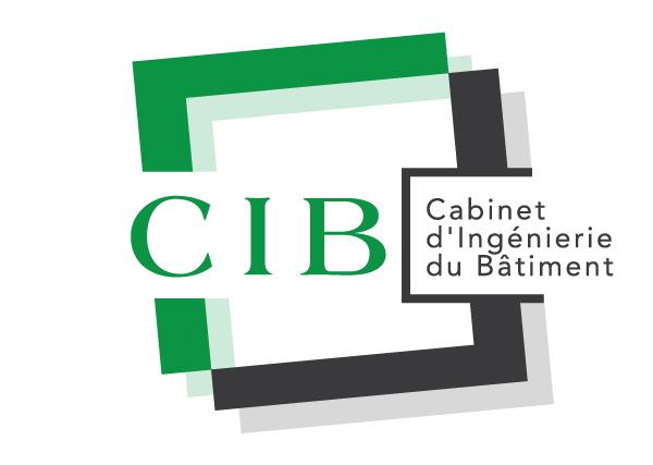 création logo CIB