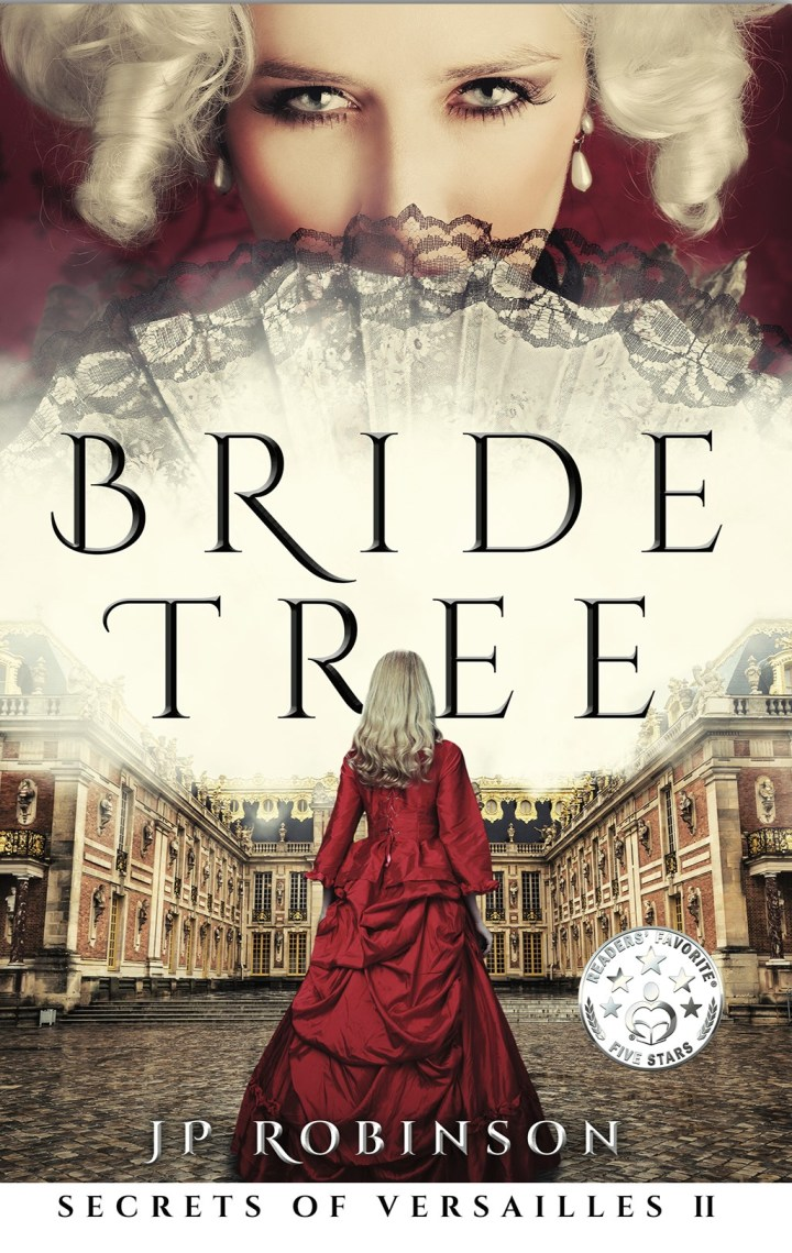 Readers' Favorite awarded 5 stars to JP Robinson's Christian historical novel Bride Tree.