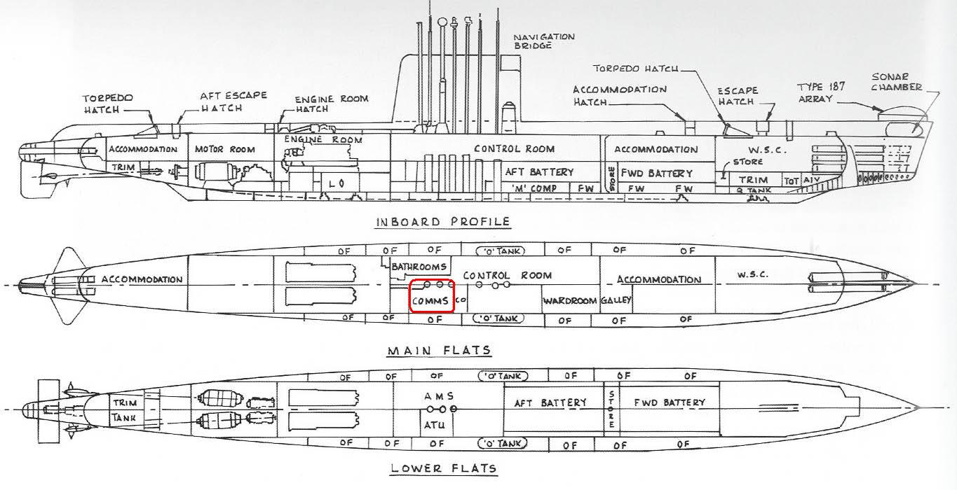 hight resolution of australian oberon submarine spying missions 1970s 90s