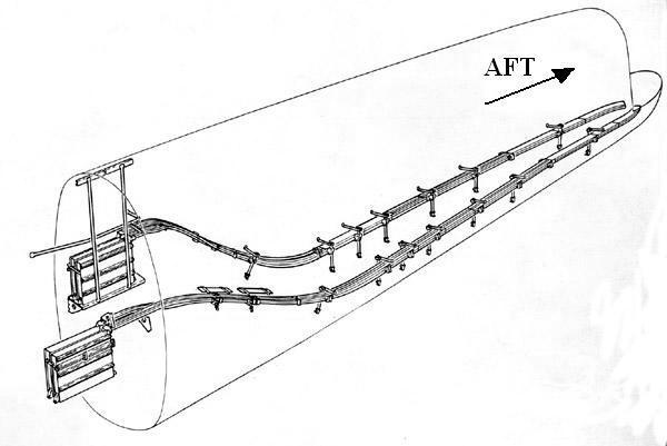 Lancaster Mk X, MR/MP Armament
