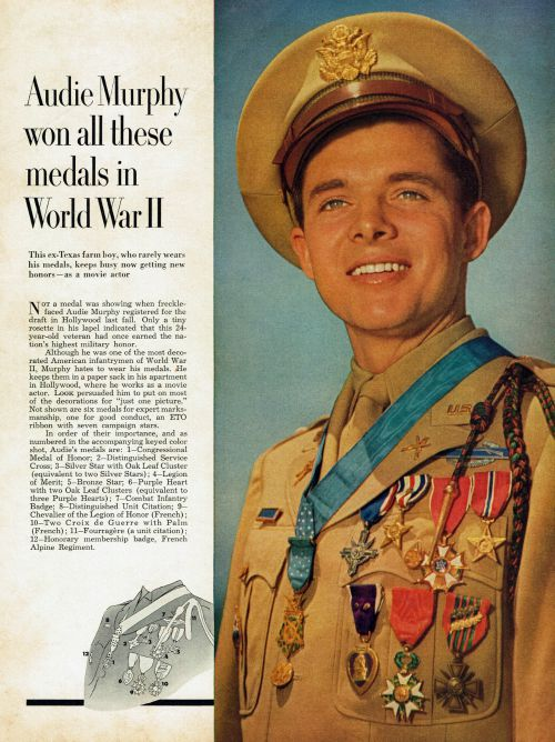 Growing Up With Audie Murphy JP Sloane - Audie