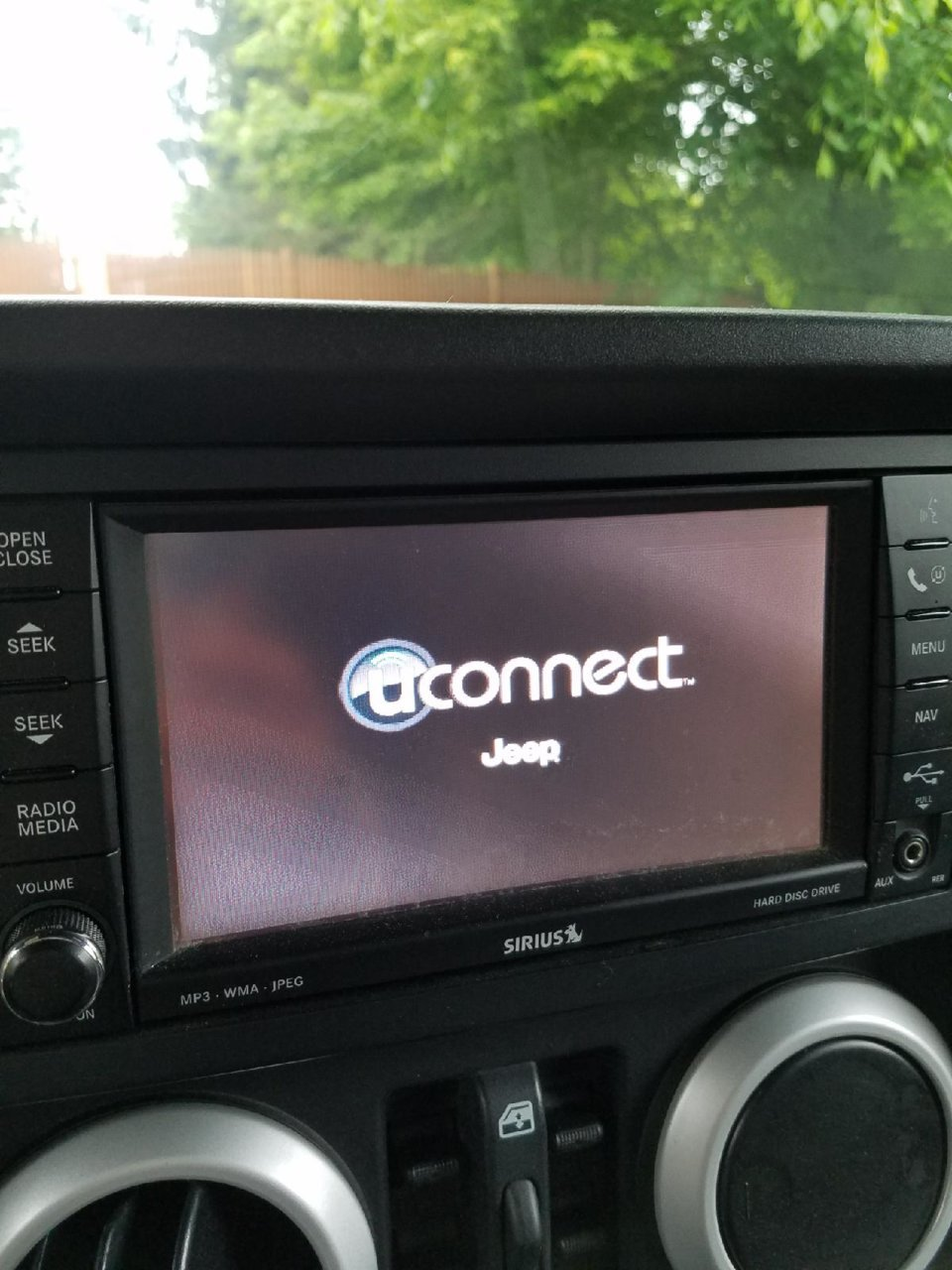 Uconnect Phone Not Available Jeep : uconnect, phone, available, Uconnect, Frozen, Wrangler, Sahara, Jeeps.net, Forum