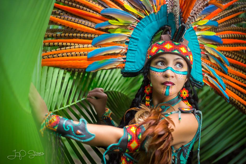 Aztec Workshop Photoshoot