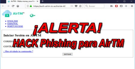 Hack de Airtm