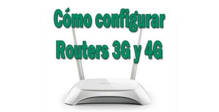 configuracion de router tplink mr3220