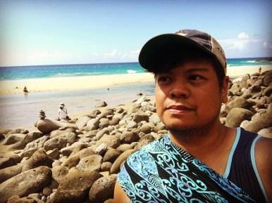 Hanakāpī'ai Beach