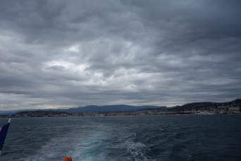 And the ferry home - we didn't want to leave (1/2)