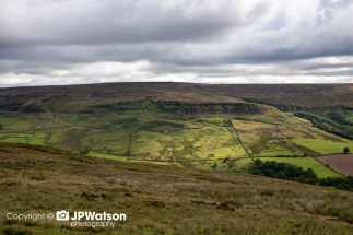 Beautiful View Of The Moors