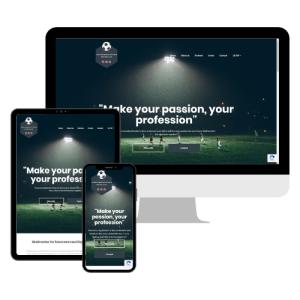 Soccerscouting Benelux website