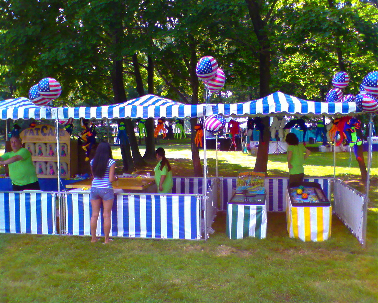 Carnival Booths and Carnival Games  JPZ Entertainment Inc