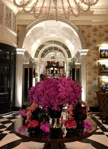 The Savoy is truly a landmark