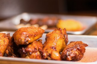 The Best Bar Wings