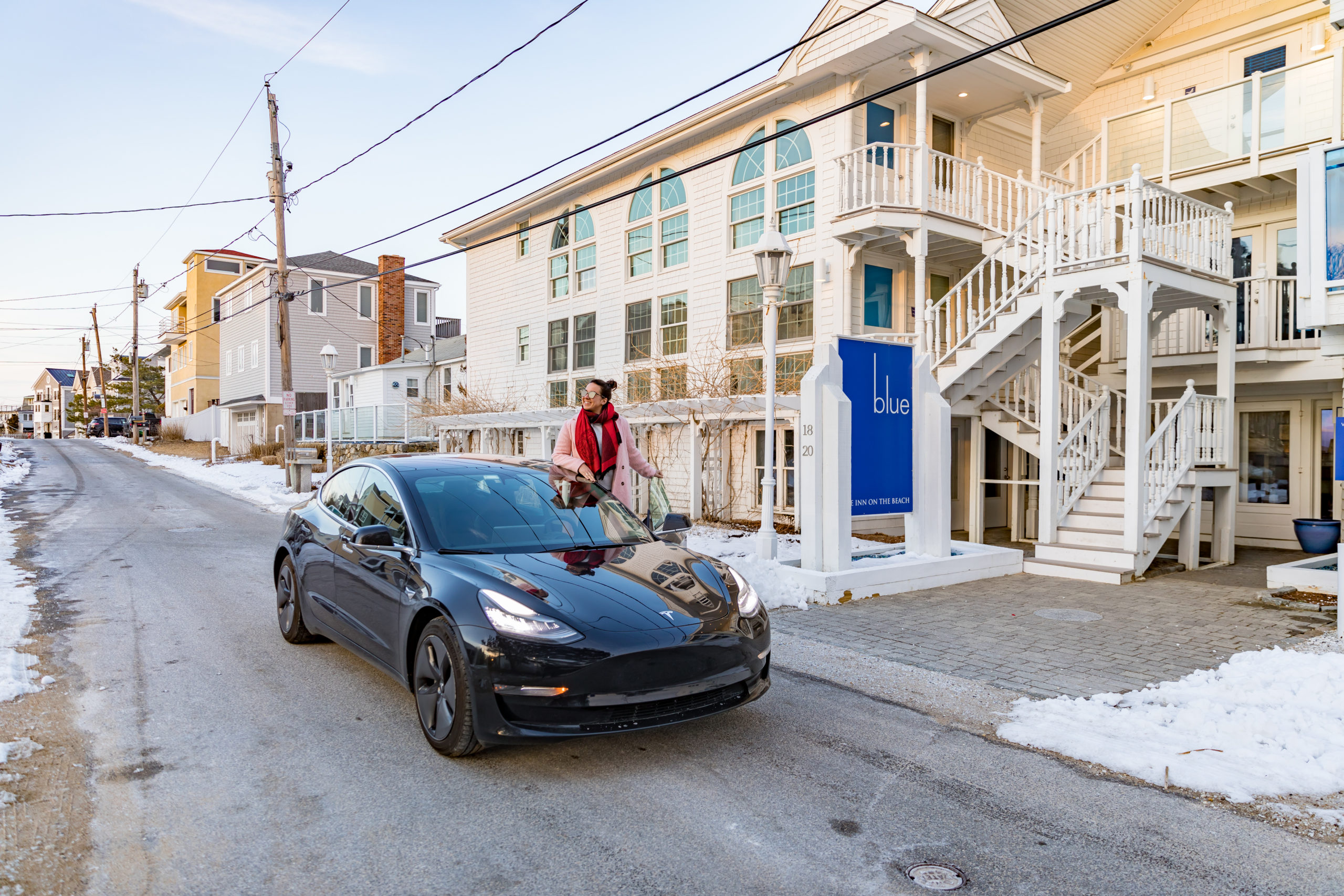 Tesla Delivery Day Checklist - J.Q. Louise