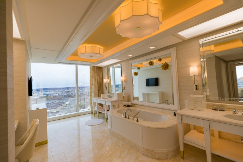 Explore the 2-Bedroom Residence at Encore Boston Harbor With Us - J.Q. Louise