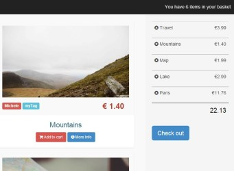 5 Best Shopping Cart Plugins For Online Stores jQuery Script