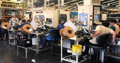 Indústria é o setor que mais emprega em Jundiaí no mês de agosto