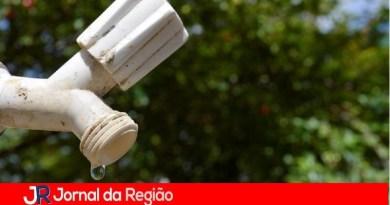 Manutenção deixa parte de bairro sem água