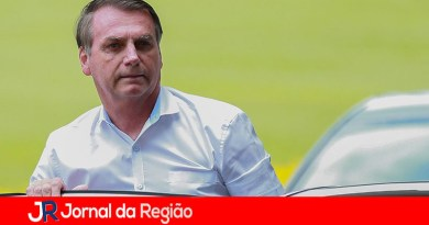 Bolsonaro diz que dorme armado até no Palácio da Alvorada
