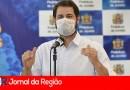 Prefeito Luiz Fernando fala sobre a vacinação em Jundiaí
