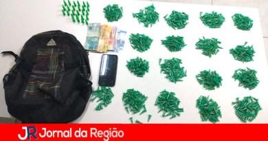 ROTA apreende drogas no São Camilo