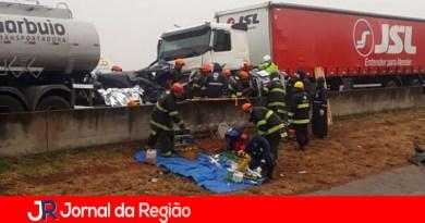 Moradoras de Valinhos morrem em acidente na Anhanguera