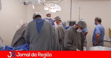 Mais três órgãos são captados no São Vicente