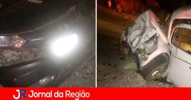 Motorista de Fusca morre em acidente de trânsito