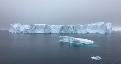 Ártico sofre degelo acelerado