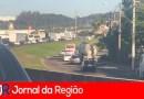 Acidente deixa 6 quilômetros de congestionamento