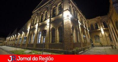 Nova iluminação do Complexo Fepasa valoriza o patrimônio histórico