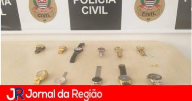 DIG identifica quadrilha de roubo a relojoaria